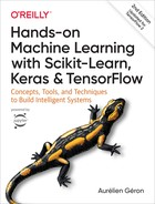hands on machine learning book