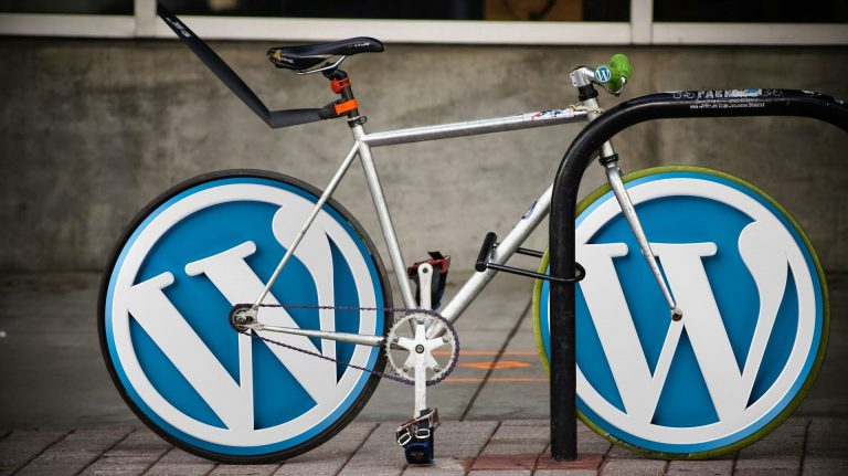 wordpress bicycle wheels